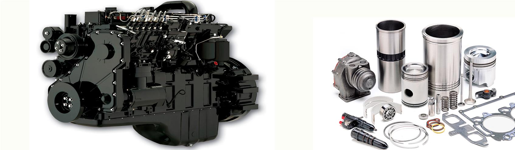 Reparación de motores Diesel de uso industrial y portuario